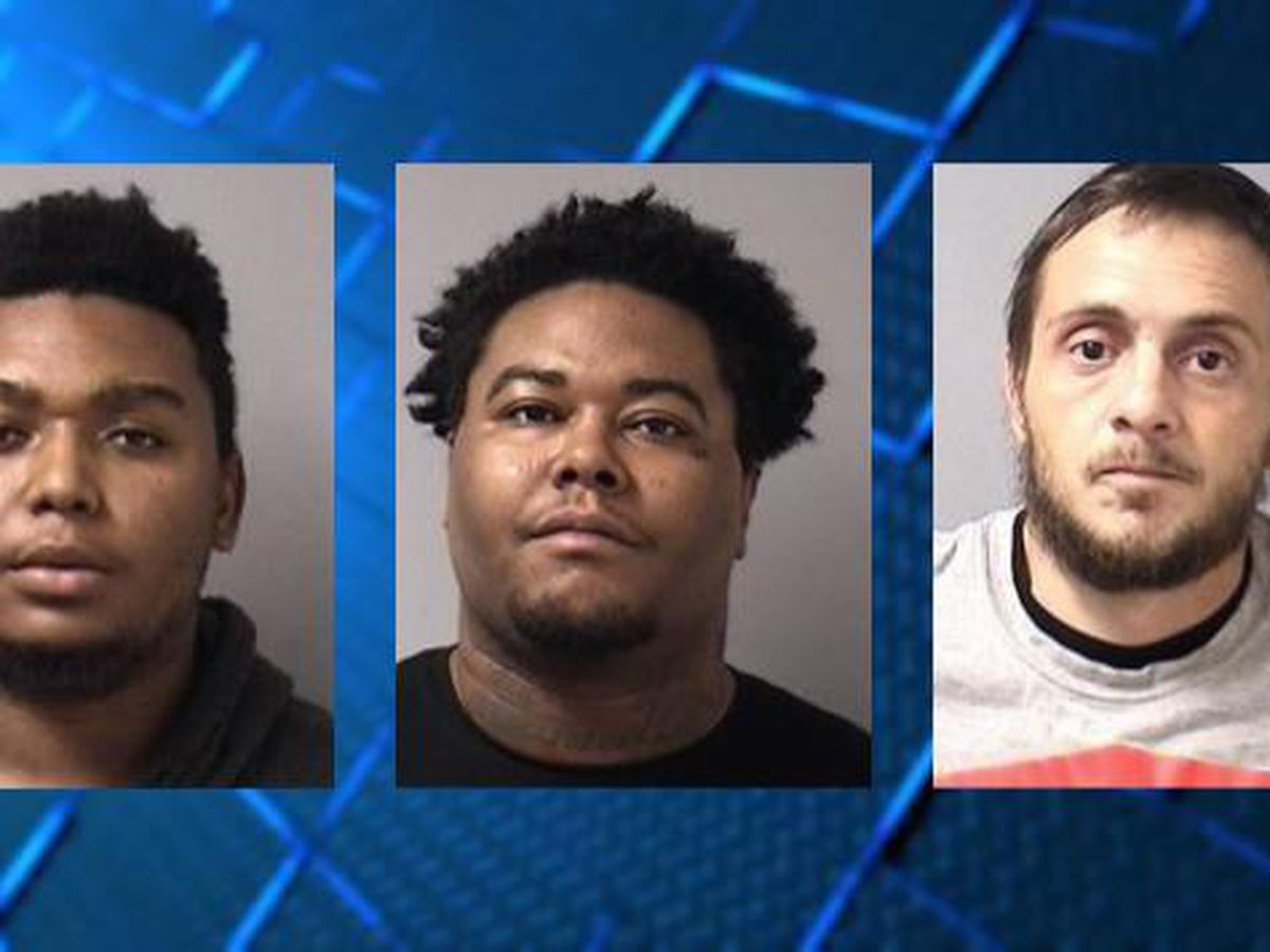 3 arrested for human trafficking in Mentor