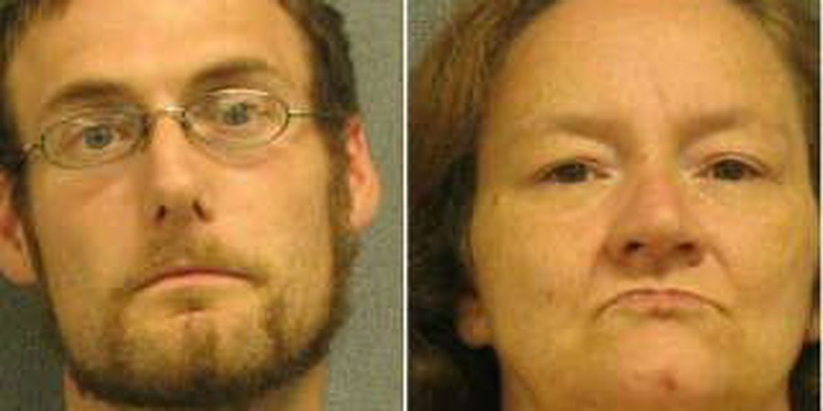Couple accused of hiding meth chemicals near local McDonald's