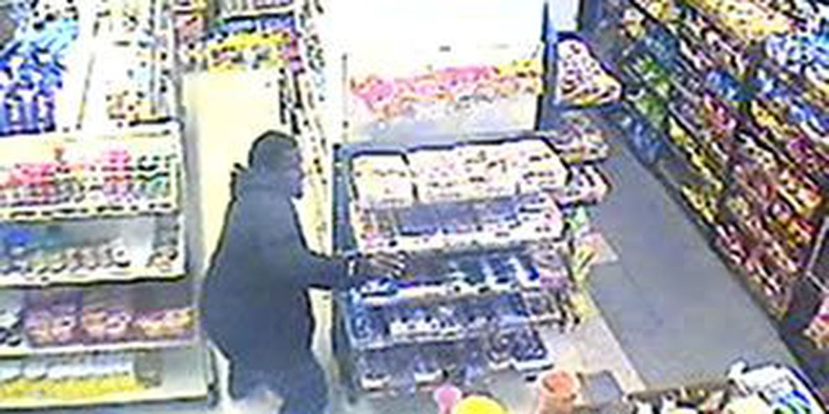 Suspects sought in store clerk's murder