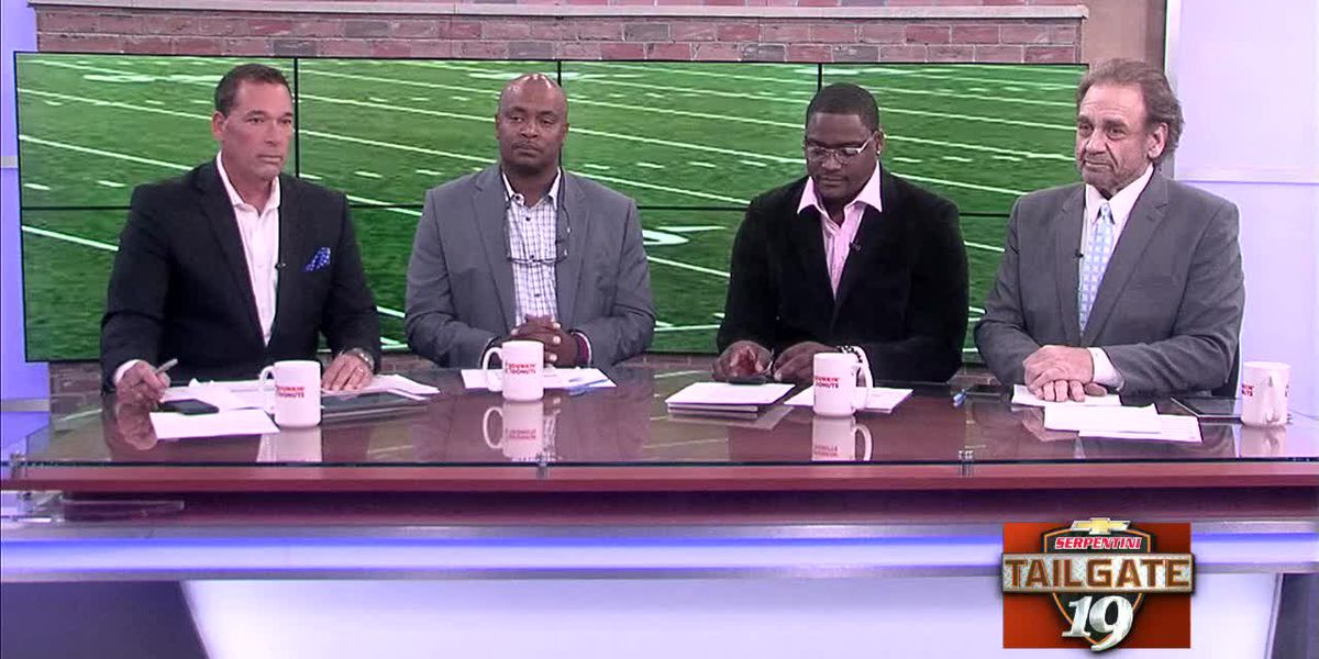 Cleveland 19 Tailgate Crew discusses latest rough the passer issue