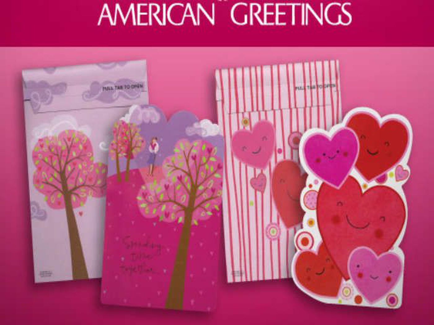 American Greetings Loves Valentines Day