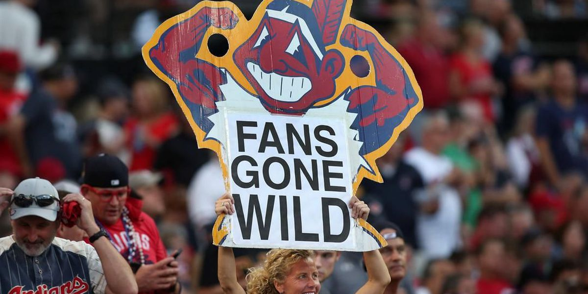 MLB commissioner says it's time for Chief Wahoo to go