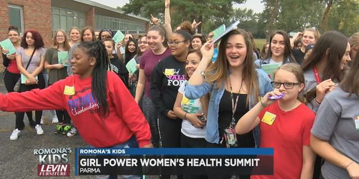 Romona's Kids: Parma initiative transforming young women into community leaders