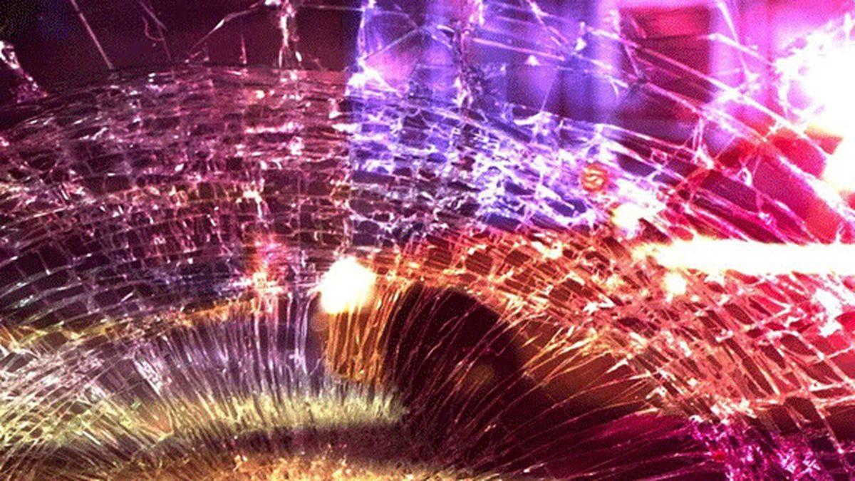 Elderly woman ejected from car, dies in multi-vehicle crash in Wayne County