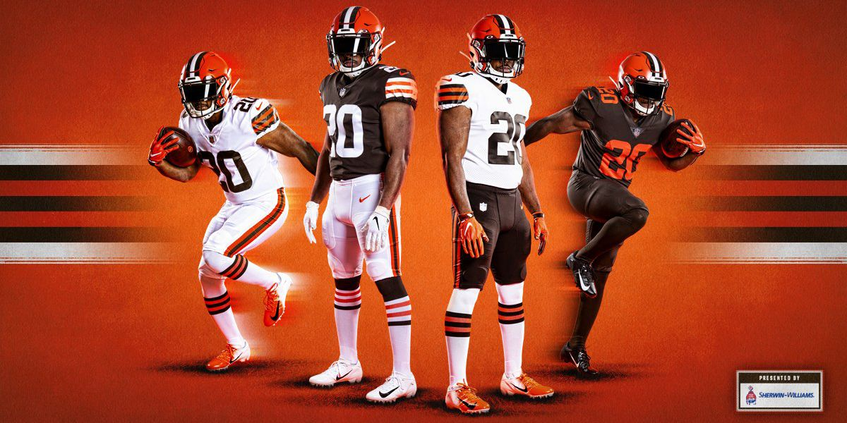 New Cleveland Browns uniforms going 'back to the roots'