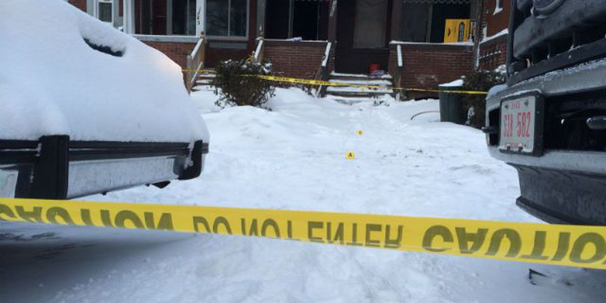 1 killed, 1 injured in East Cleveland shooting