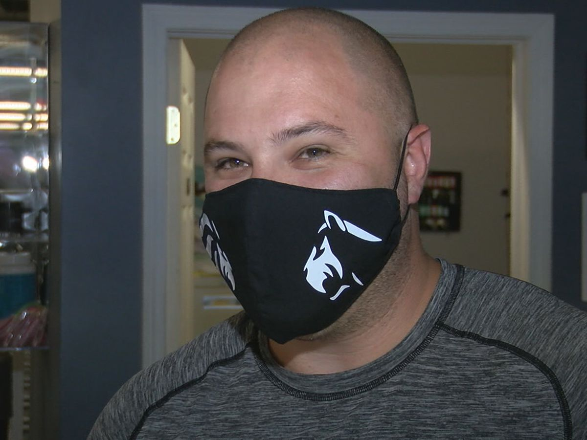 Cleveland area gym owners say their facilities are exempt from mask mandates