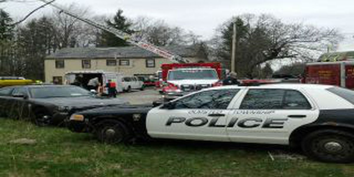 Olmsted Township: Victim found in pond had rope around waist tied to a block of concrete