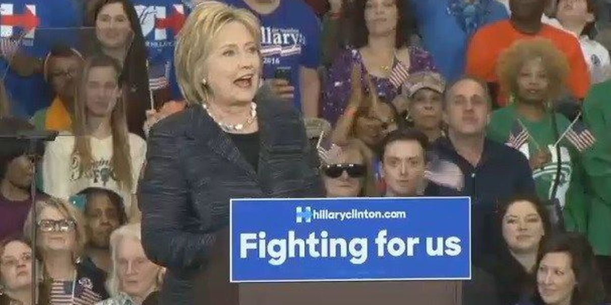 Cleveland police union rep rips Hillary Clinton after Black Lives Matter meeting
