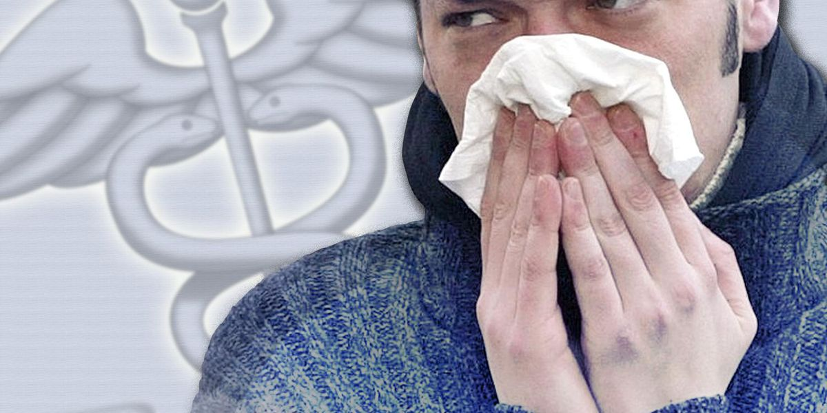 Flu and gastrointestinal virus nail Clevelanders as winter drags on