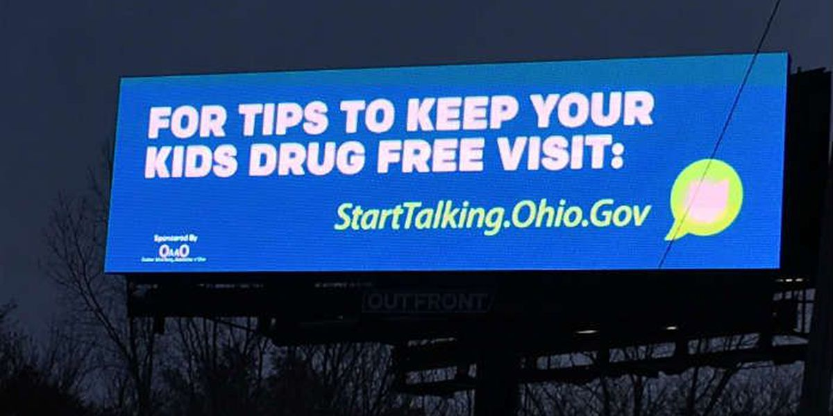 Statewide billboard campaign to tackle drug abuse problem