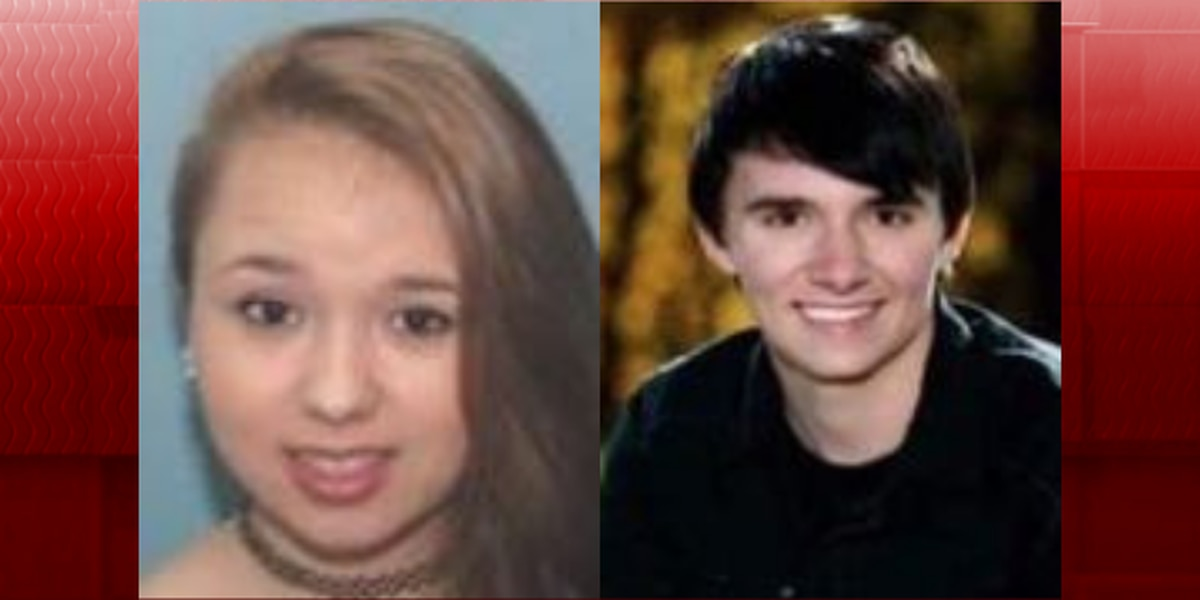 Burton police search for missing teen girl, her boyfriend who were last seen April 9