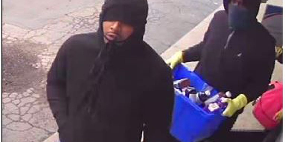 4 armed men rob pharmacy on Cleveland's East Side