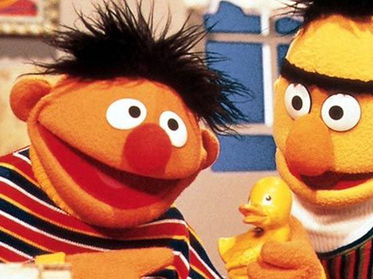 Sunny Side Up: Are Bert and Ernie friends or a couple? Does it matter?