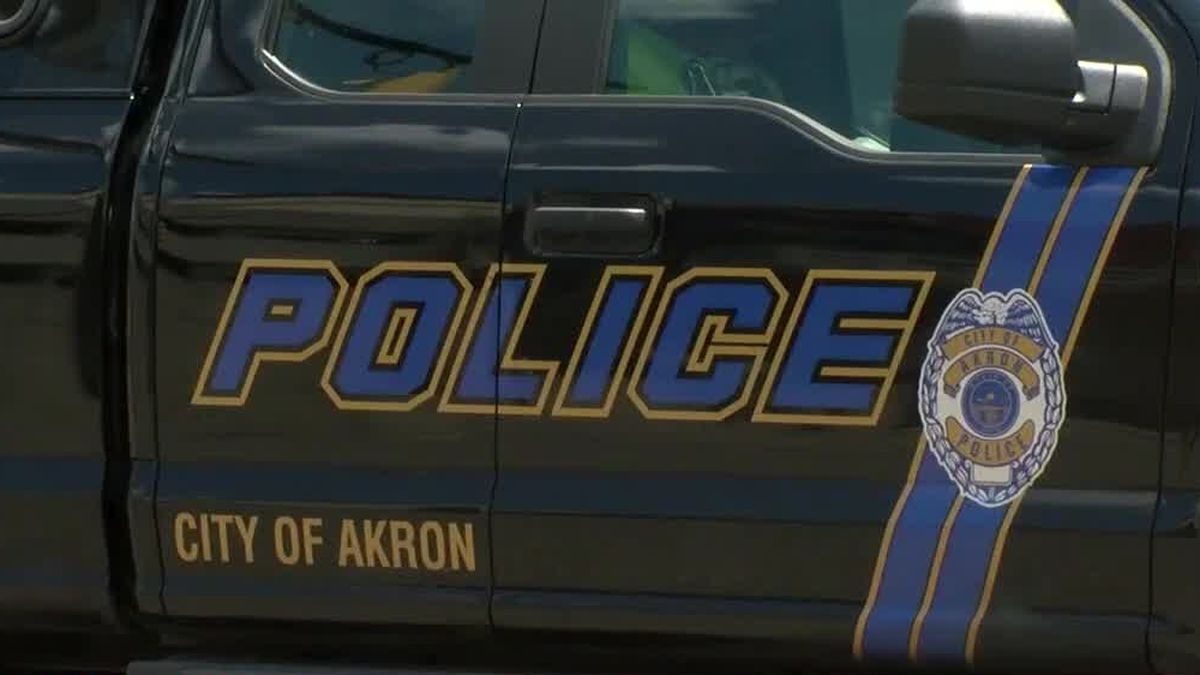 11-year-old girl shot while riding in car, Akron police say