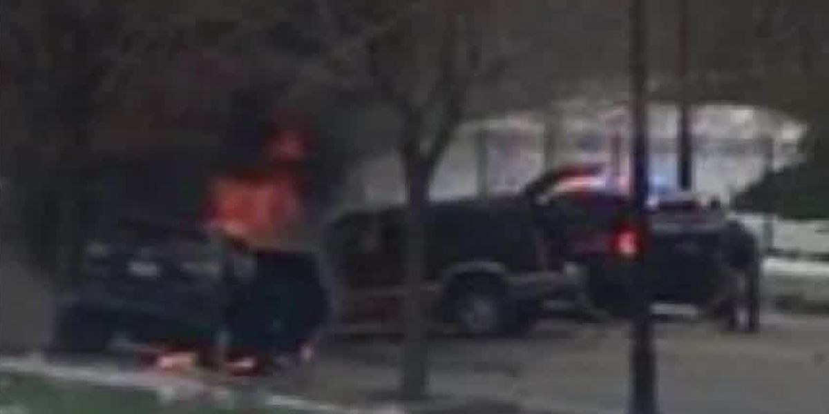 19 News working for answers: Weekend police chase ends in fiery crash in Cleveland