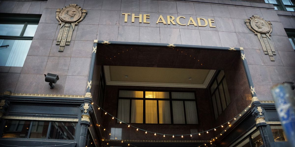 Take a look inside America's oldest indoor shopping center right here in Cleveland (photos)