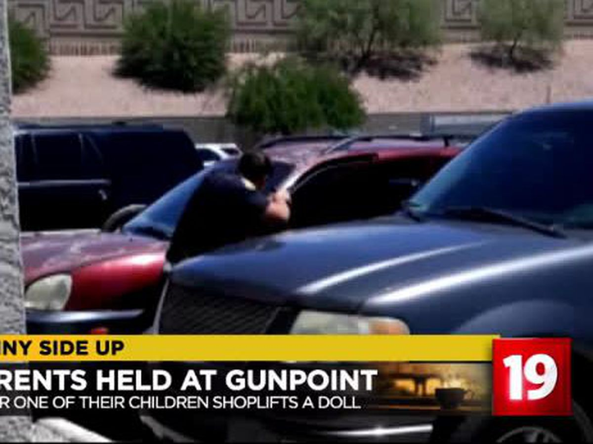 Sunny Side Up: Phoenix family suing for $10M over claims of excessive force