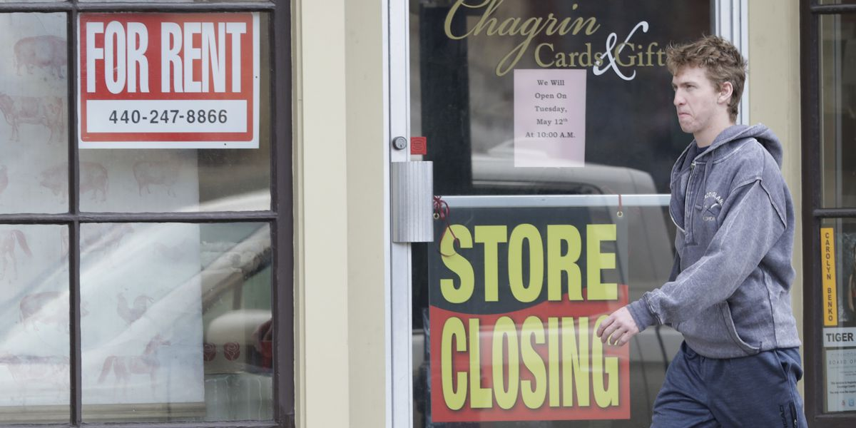 Retailers allowed to schedule customer appointments for shopping right now, Ohio Gov. DeWine says