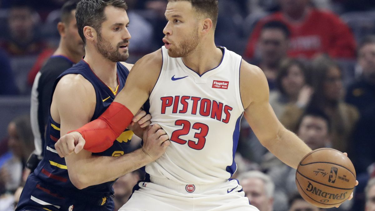 Cavs routed by Pistons