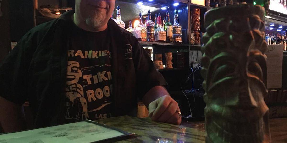 How a basement bar turned into Ohio's third tiki lounge