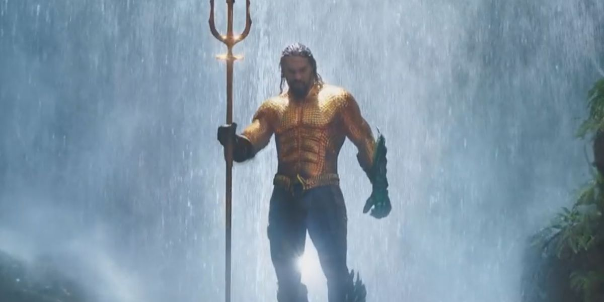 Jason Momoa, star of 'Aquaman,' scheduled to appear at Wizard World Cleveland