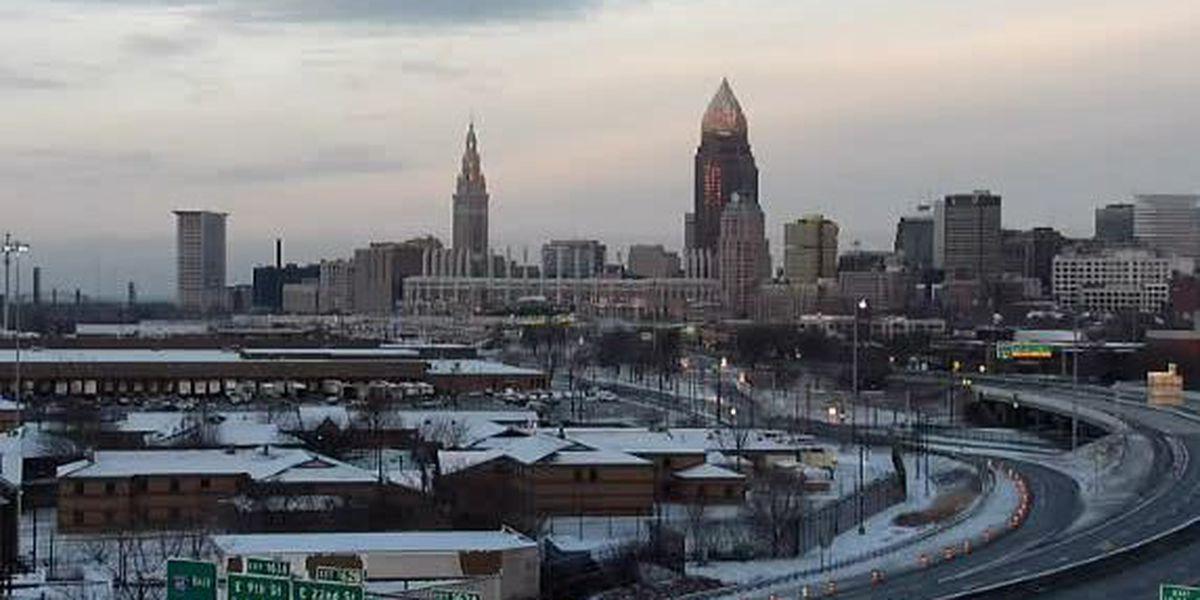 Northeast Ohio Weather: Quiet weather pattern to start the week