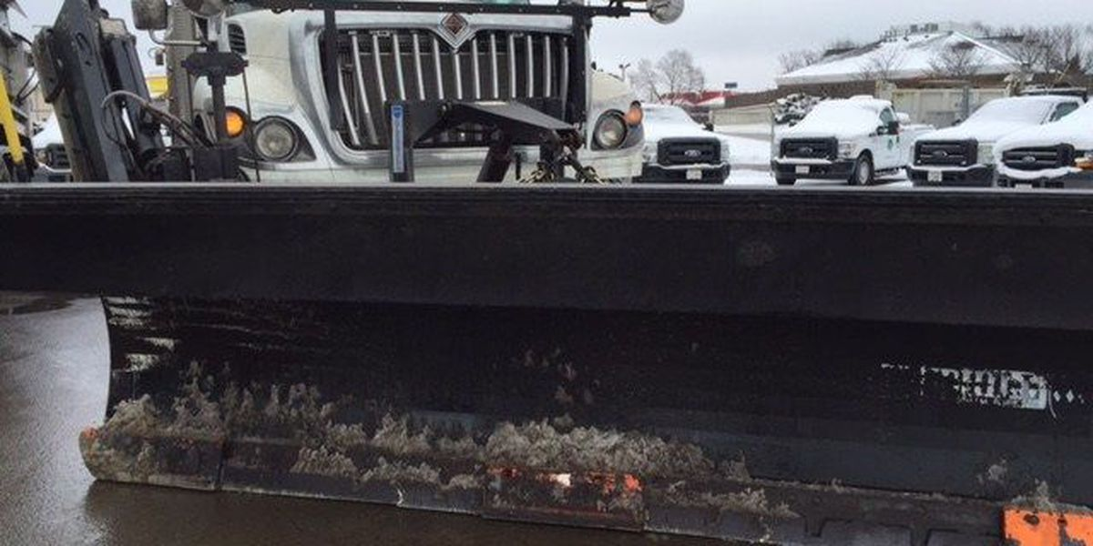 ODOT crews hit the roads for Northeast Ohio's 1st winter storm