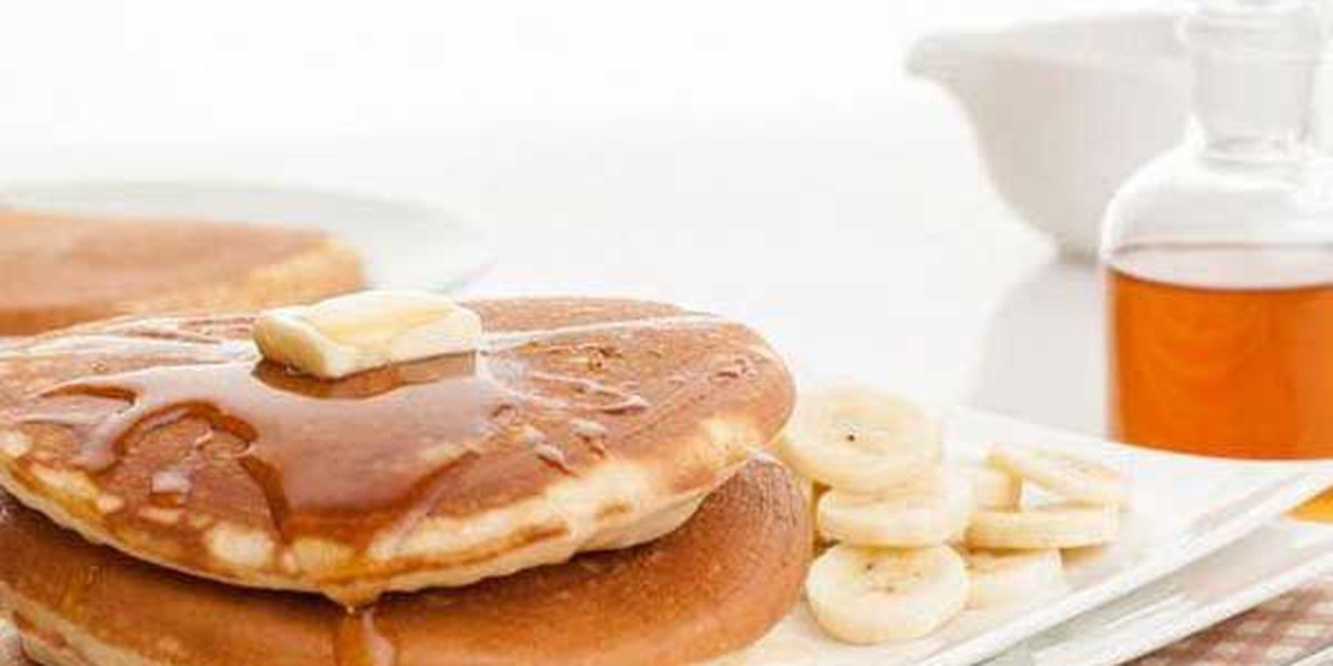 Free pancakes offered March 7 on National Pancake Day in Cleveland