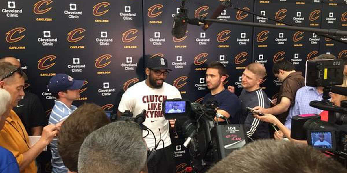 Kyrie Irving close to returning for Cavaliers
