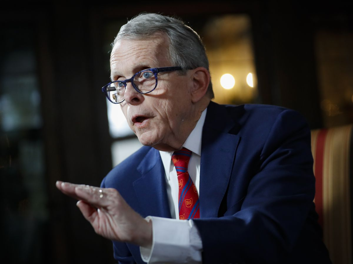 Case Western Reserve University denies involvement in Gov. DeWine's false positive COVID-19 test