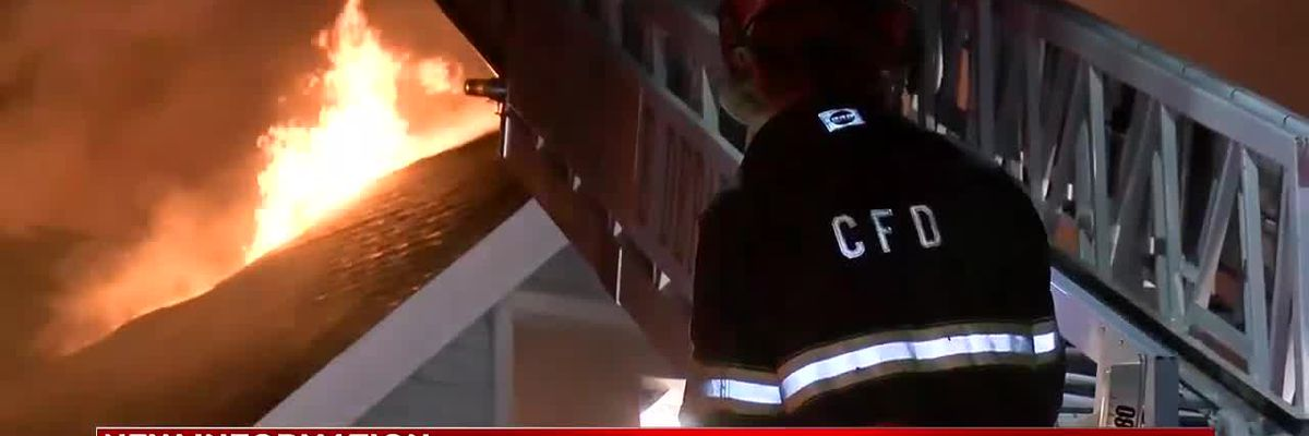 Single mother and 7 children displaced after escaping house fire in Cleveland (video)