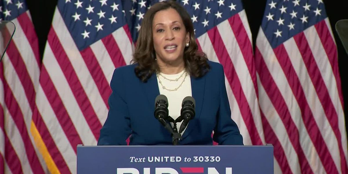 Kamala Harris' Cleveland visit canceled after 2 people associated with campaign contract coronavirus