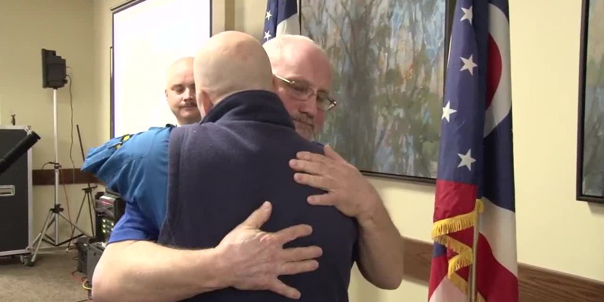 Veteran father meets life-flight crew who saved his life 13 years ago