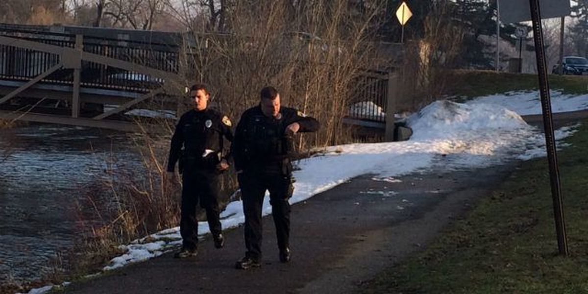 Body found in water at Canton park