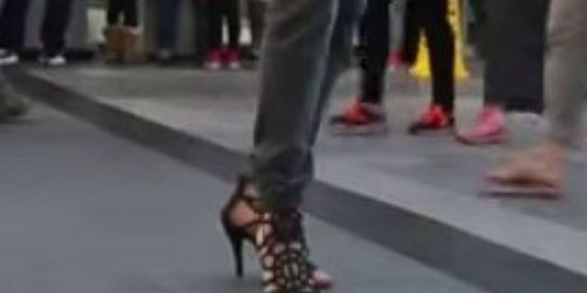 London woman's petition against requiring heels to be heard in UK Parliament