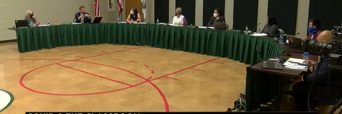 Strongsville parents express concern over school district's decision to switch back to in-person