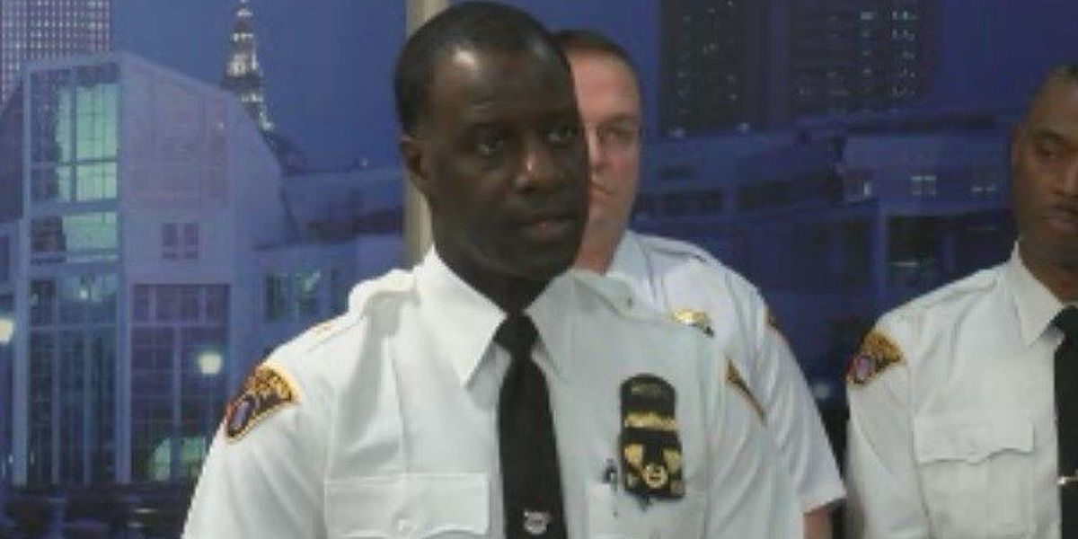 Cleveland police chief engages with public at community breakfast
