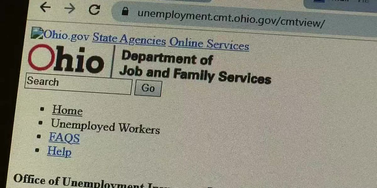 'That's not enough, we've got to do more': Ohio's Lt. Gov. pressures ODJFS amid unemployment woes
