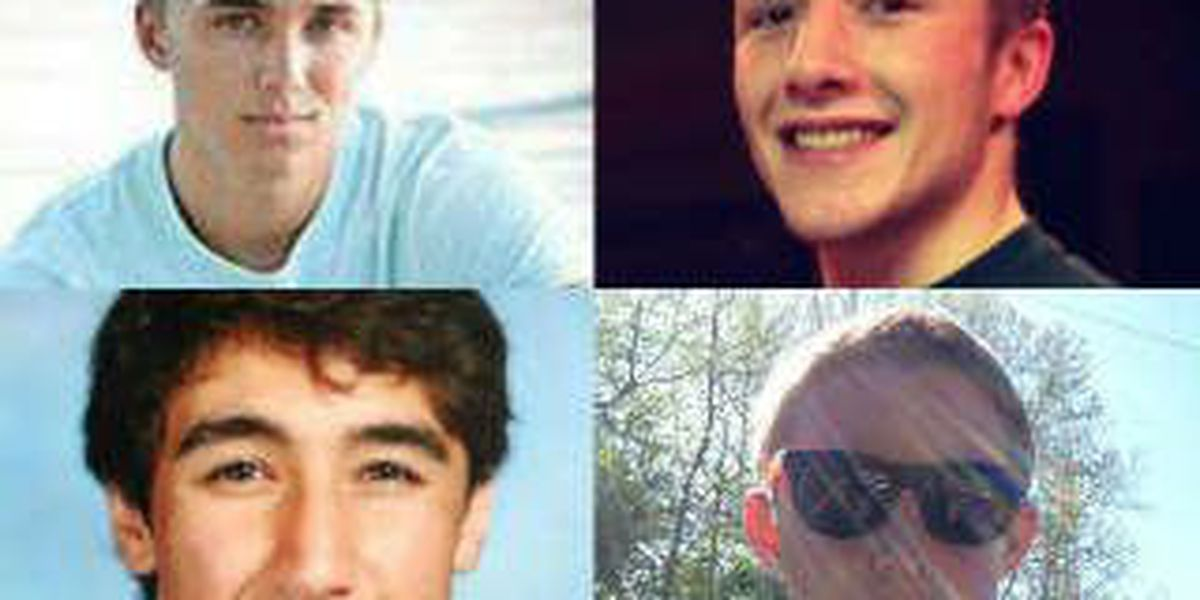 College community gathers to remember 4 Case Western Reserve University students killed in crash