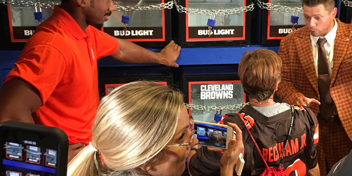 Bud Light Victory Fridges sell out three hours after unveiling