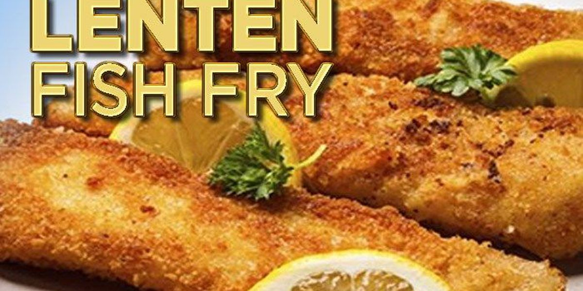 2018 Lenten Fish Fry Locations