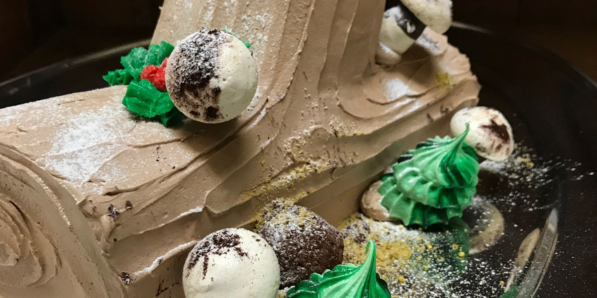 Find out what a Buche de Noel is and why Clevelanders need it this Christmas