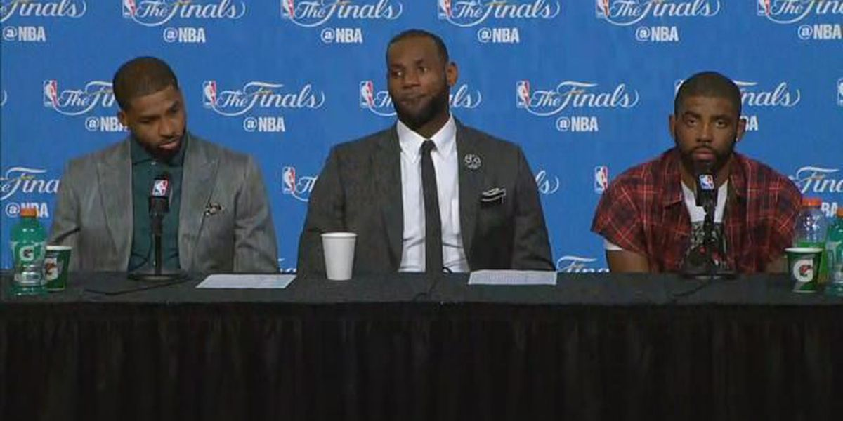 LeBron James: '1 more game left, we gonna give it all we got'
