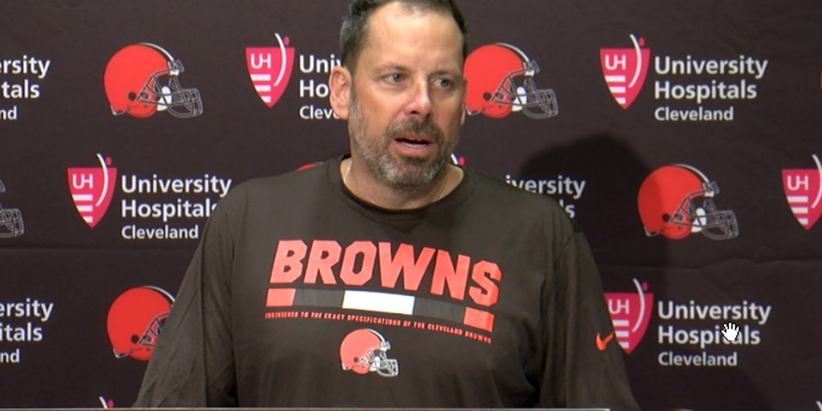 Cleveland Browns fire offensive coordinator Todd Haley after letting go of Hue Jackson