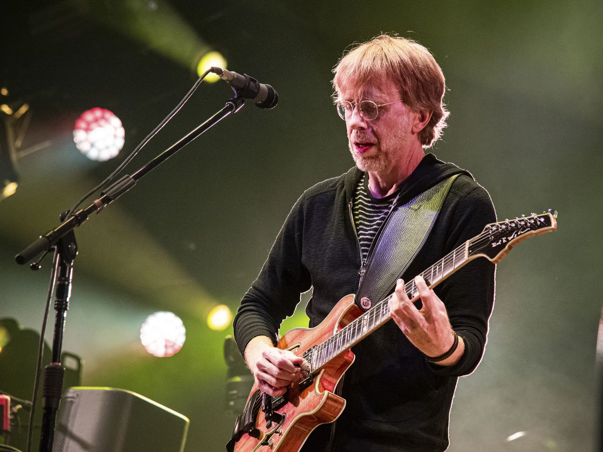No camping at Phish shows near Denver over plague concerns