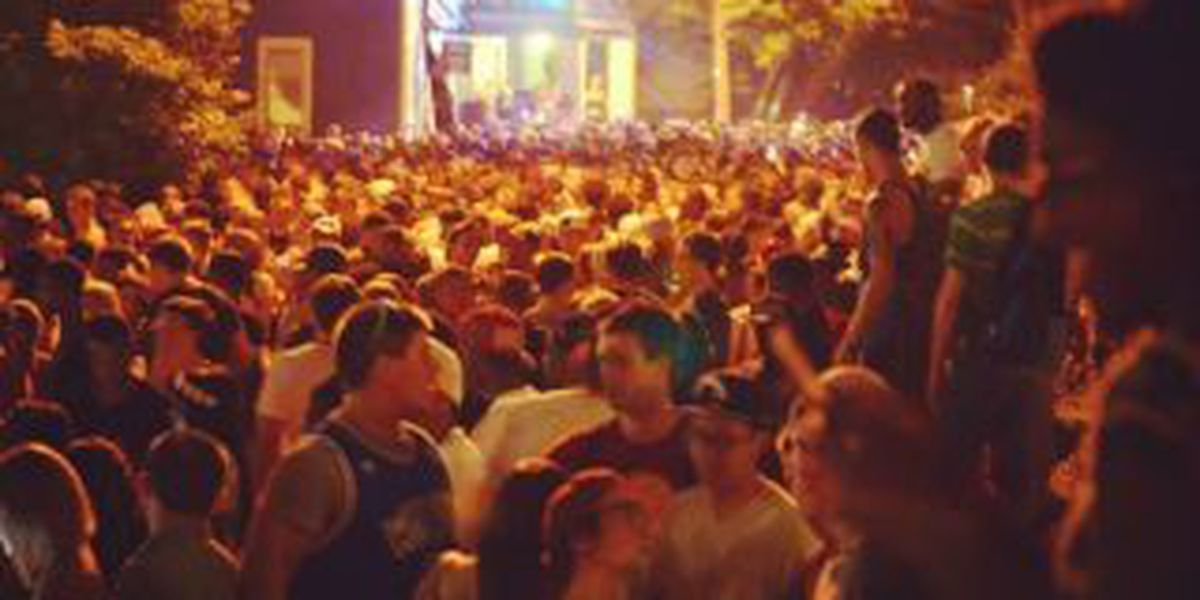 """Sherman Fest"" in Akron sends a dozen to jail after party gets out of control"