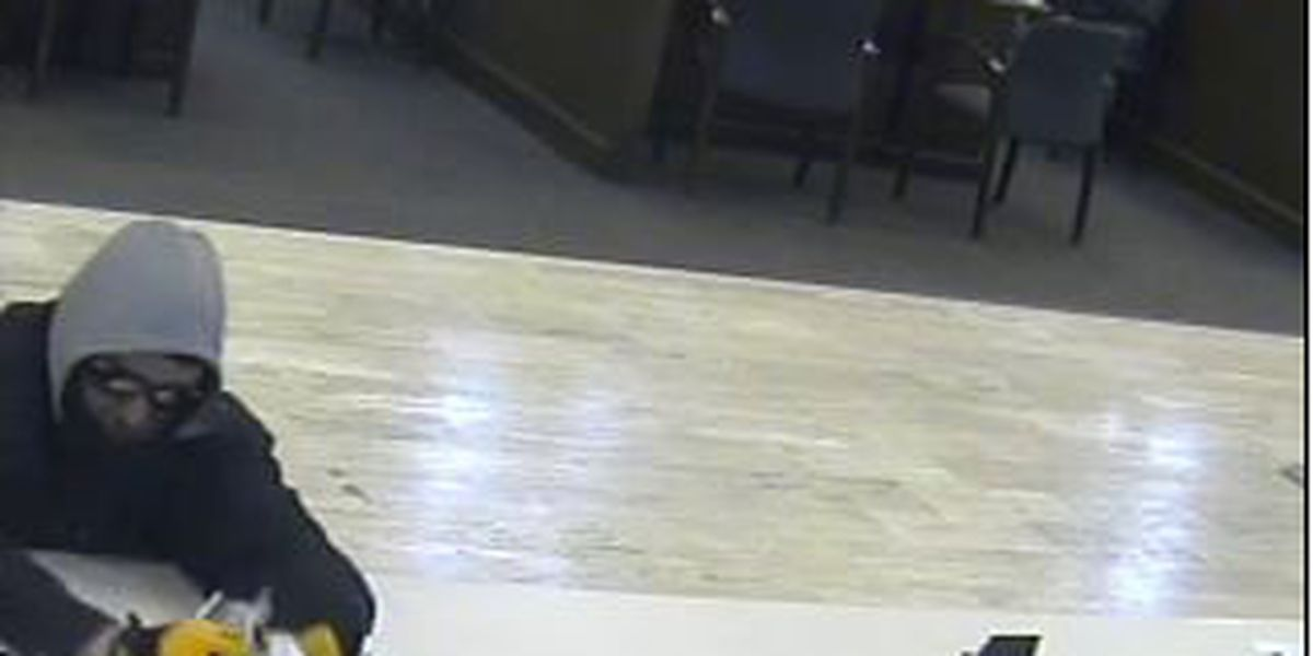 Police looking for Cleveland bank robbery suspect
