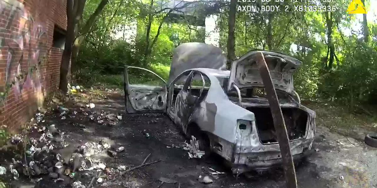 Burned out car allegedly involved in West Side murder is similar to Volkswagen Cleveland mayor's grandson says he sold months ago (bodycam)