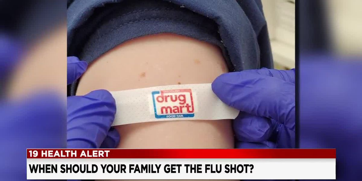 Back-to-school flu shots provide big benefit in fight against Covid-19, NEO pharmacist says